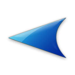 Blue arrow left clip free library blue » Legacy Icon Tags » Page 15 » Icons Etc clip free library