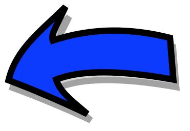 Blue arrow left svg free Arrow comic left blue - /signs_symbol/arrows/arrow_comic ... svg free