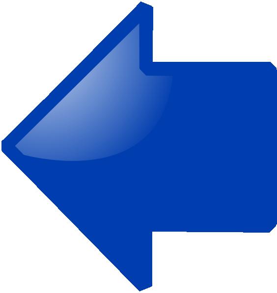 Blue arrow left graphic royalty free Blue arrow left - ClipartFest graphic royalty free