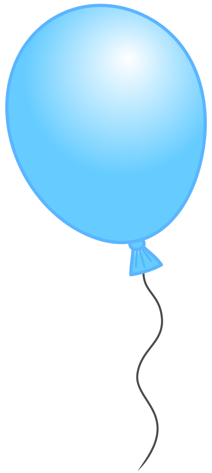 Blue balloon clipart free jpg freeuse download Free Blue Balloon Cliparts, Download Free Clip Art, Free Clip Art on ... jpg freeuse download