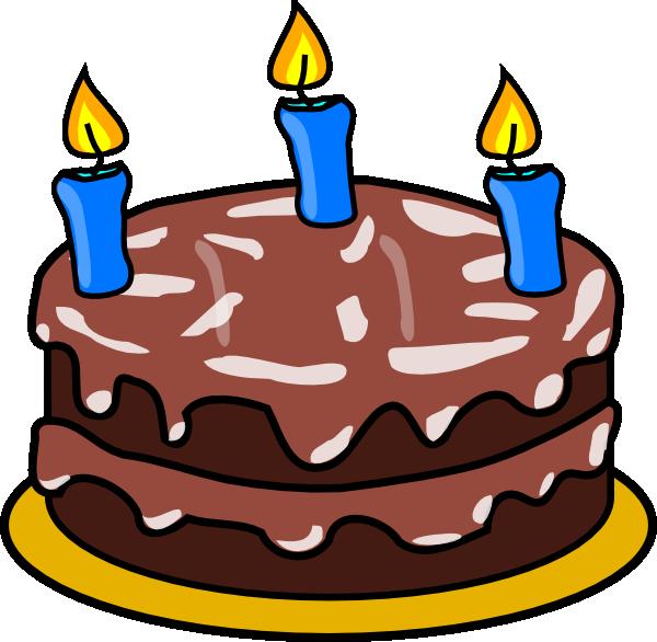 Blue birthday cake clip art clip art royalty free library Blue Birthday Cake Clipart | Clipart Panda - Free Clipart Images clip art royalty free library