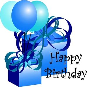Blue birthday cake clip art image 7th Birthday Cake Clipart - Clipart Kid image