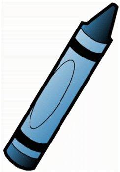 Blue black crayon clipart svg transparent stock Black Crayon Clipart | Free download best Black Crayon Clipart on ... svg transparent stock