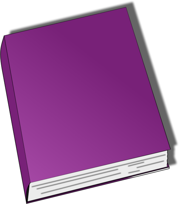 Thick book clipart jpg free download Clipart Closed Book - Free Clip Art - Clipart Bay jpg free download