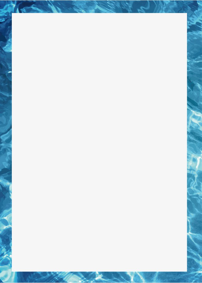 Blue border clipart image freeuse library Blue border clipart 4 » Clipart Portal image freeuse library