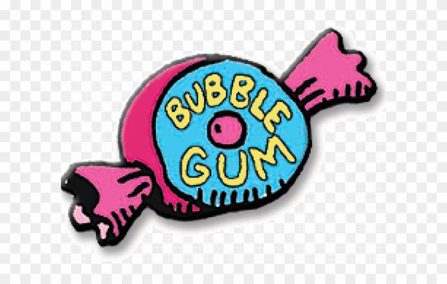 Blue bubble gum clipart graphic transparent Chewing Gum Clipart - Bubble Gum Clip Art - Png Download (#1288935 ... graphic transparent