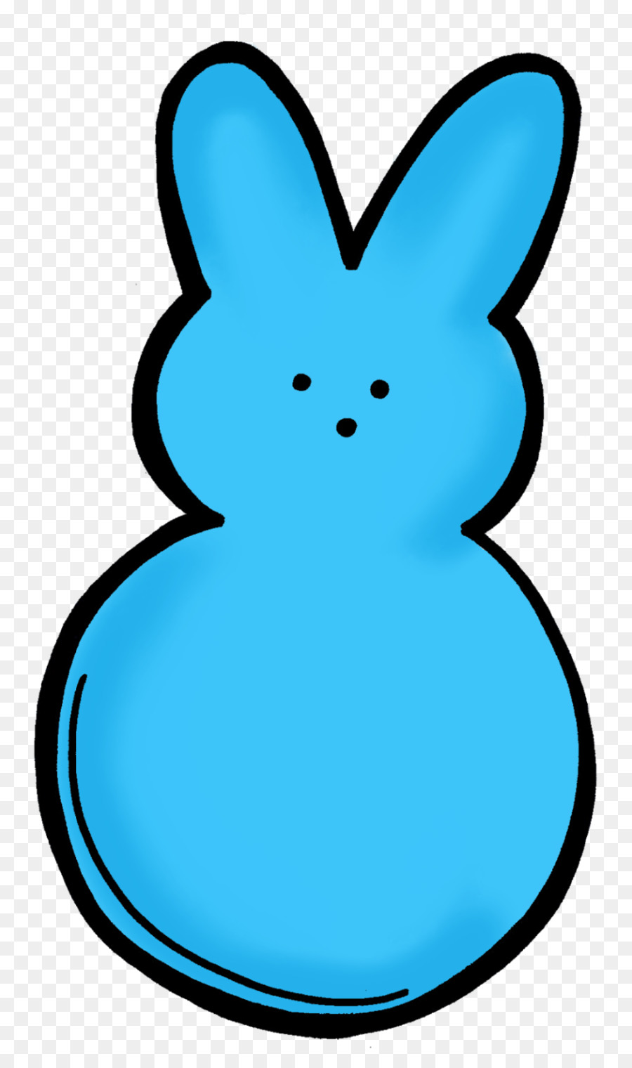 Blue bunny logo clipart clipart library library Easter Bunny Background png download - 957*1600 - Free Transparent ... clipart library library