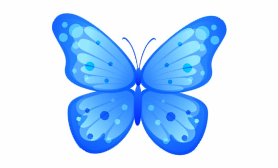 Clipart blue butterfly clip art transparent stock Blue Butterfly Clipart - butterflies clipart png, Free PNG Images ... clip art transparent stock