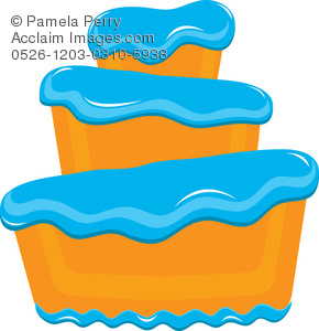 Blue cake clipart png royalty free library Blue Birthday Cake Clipart | Clipart Panda - Free Clipart Images png royalty free library