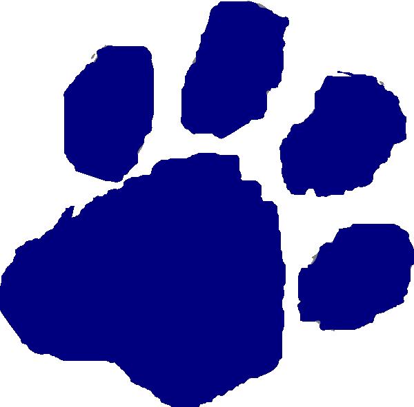 Copycat Blue Clip Art at Clker.com - vector clip art online, royalty ... graphic free