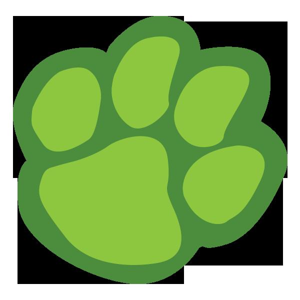 Free Jaguar Paw Print, Download Free Clip Art, Free Clip Art on ... banner free