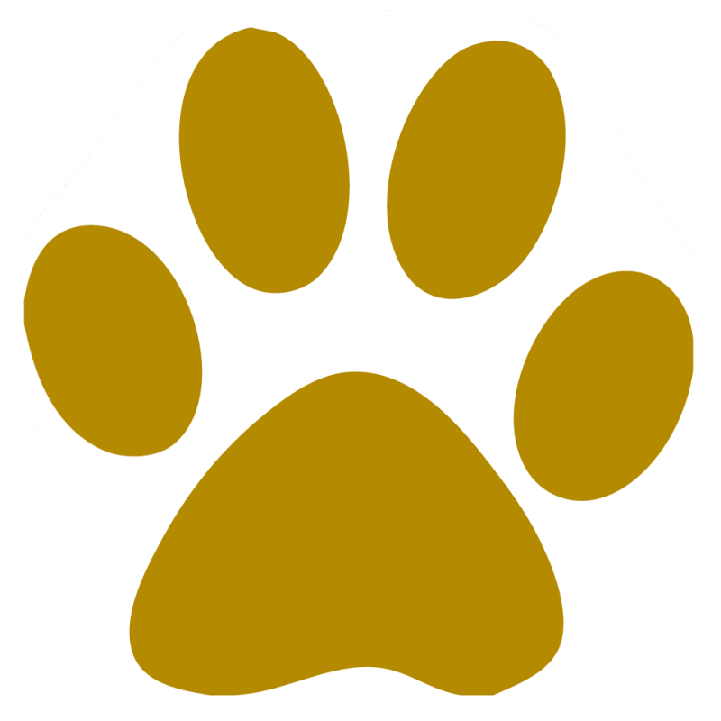 Paw Clip Art - Cliparts.co svg stock