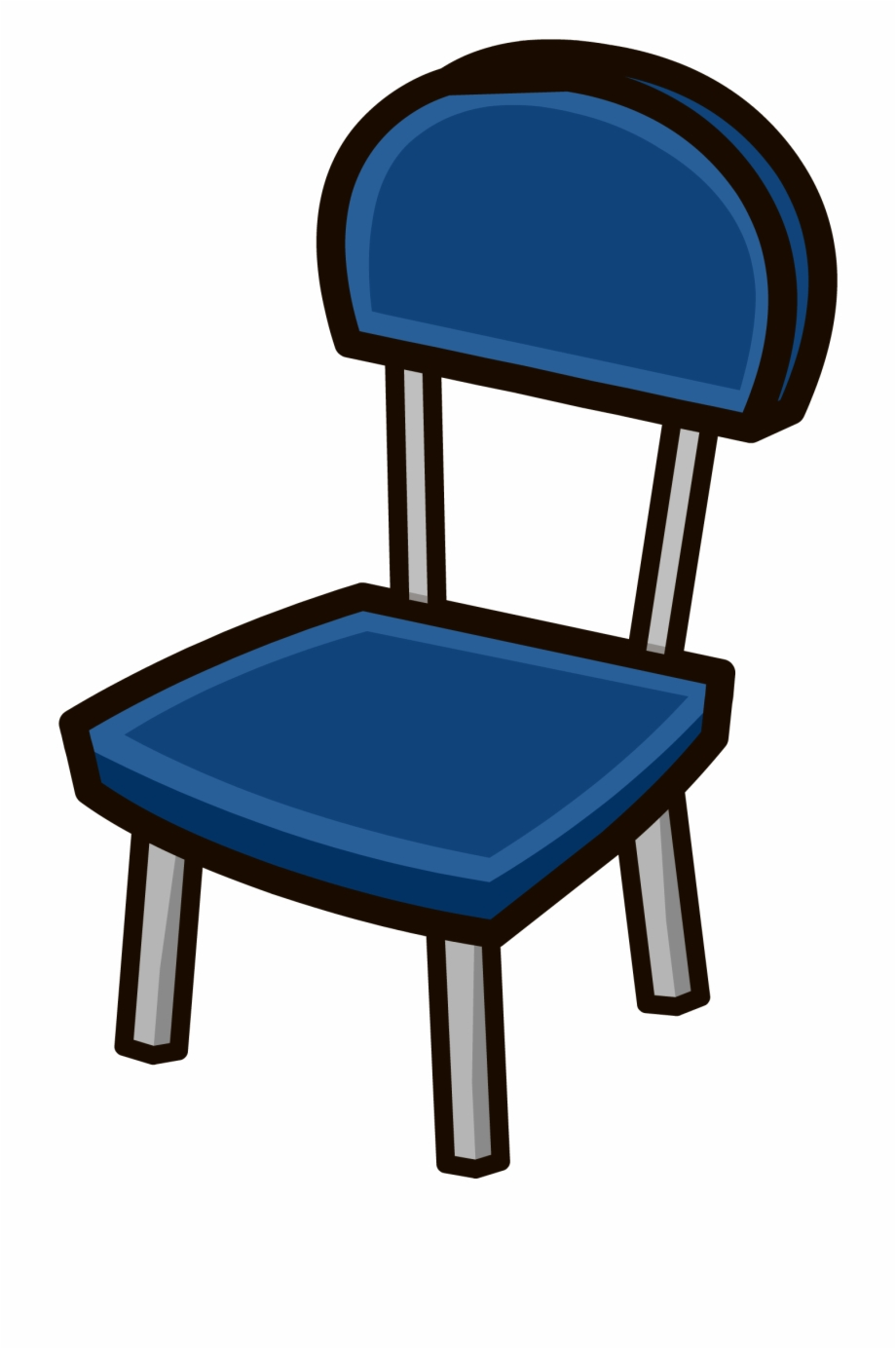 Chair clipart photo clipart transparent stock Chair Clipart Blue Chair - Blue Chair Clip Art Free PNG Images ... clipart transparent stock