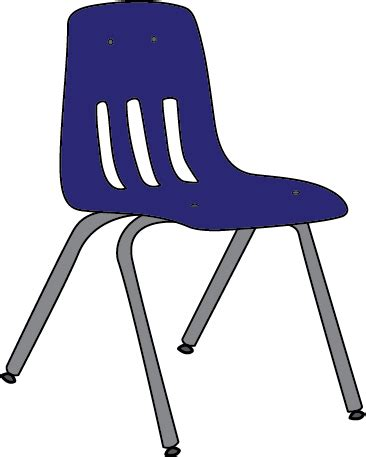 Blue chair clipart picture black and white stock Chair Clip Art - Brine picture black and white stock