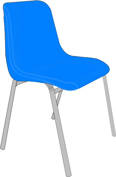 Blue chair clipart clip art royalty free Classroom blue chair clip art | Clipart Panda - Free Clipart Images clip art royalty free