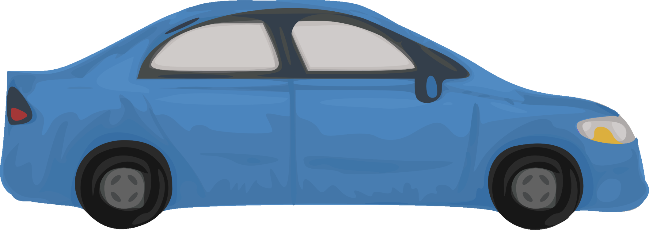 Blue clipart car png download Car Renault Twingo Peugeot 206 Computer Icons free commercial ... png download