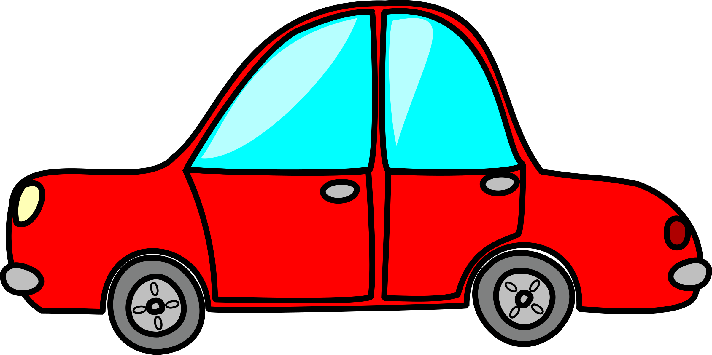 Blue clipart car clipart black and white Clipart - Toy car clipart black and white