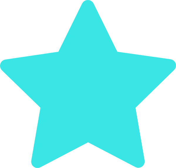 Cool blue star clipart svg royalty free download Star-blue Clip Art at Clker.com - vector clip art online, royalty ... svg royalty free download