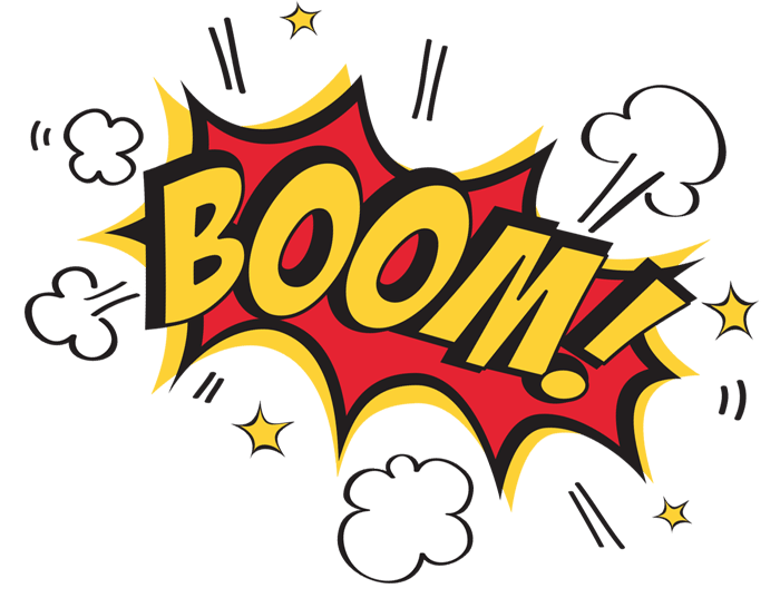 Comic book word clipart clip art KAPOW!! Book Creator for iPad 4.0 is here - Book Creator app clip art