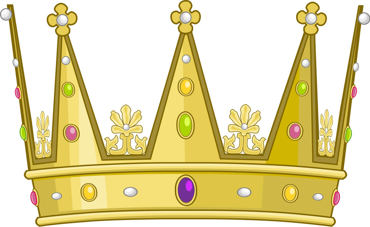 Prince crown clipart images picture library stock Blue prince crown clipart - crazywidow.info picture library stock