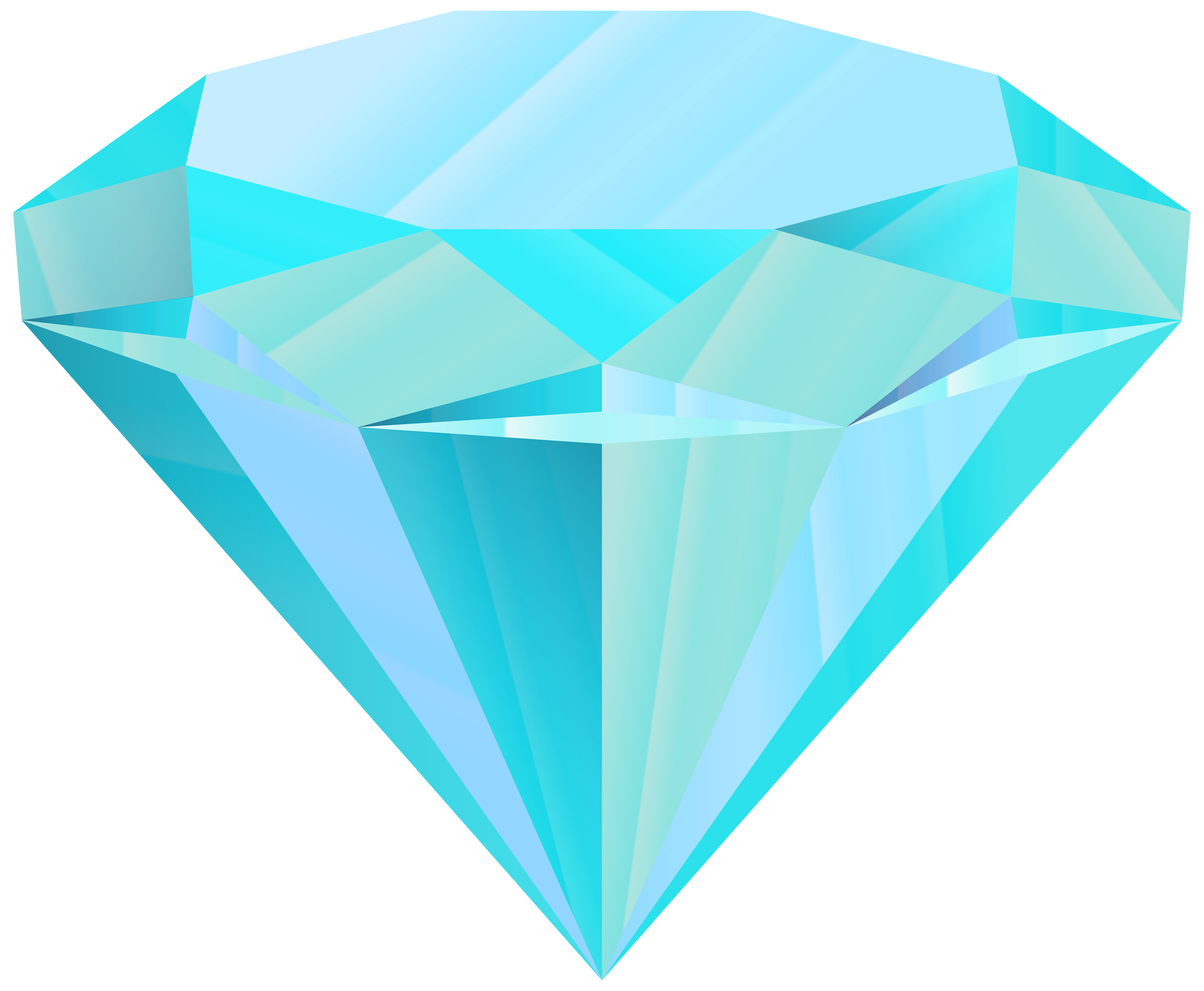 Blue diamond clipart graphic Blue Diamond Clip Art PNG Image | Gallery Yopriceville - High ... graphic