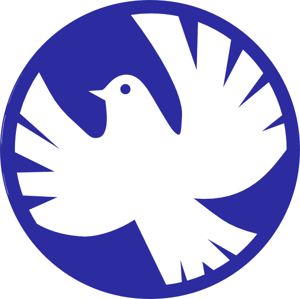 Blue dove with sun clipart banner free library Peace Dove Clipart - Cliparts.co | PRIMERA COMUNIÓN | Pinterest ... banner free library
