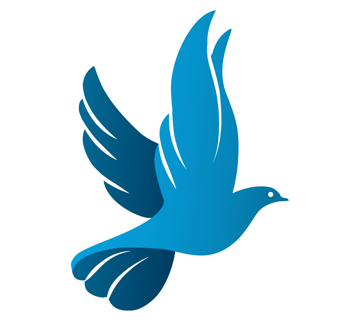 Blue dove with sun clipart jpg library library Afbeeldingsresultaat voor church dove logo design | nkhazie ... jpg library library