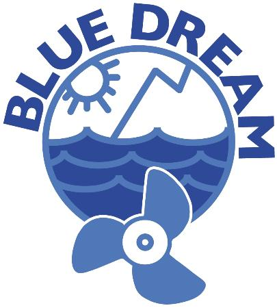 Blue dream clipart