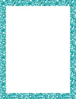Blue elegant glitter corner clipart vector royalty free Blue Glitter Border   Framed Borders   Page borders, Borders, frames ... vector royalty free