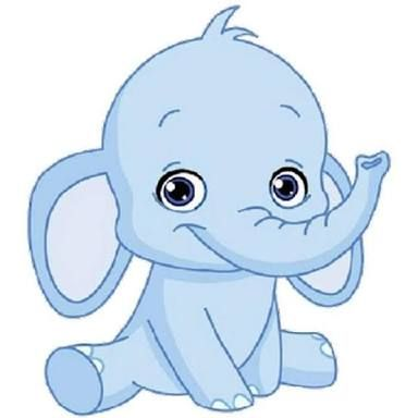 Blue elephant clipart baby shower clip art black and white download Image result for baby elephant images blue | Pitter Patter | Baby ... clip art black and white download