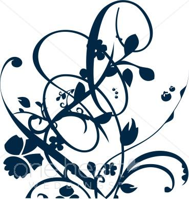 Blue embelishment clipart clip art royalty free Flourish Swirls Clipart | Free download best Flourish Swirls Clipart ... clip art royalty free