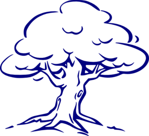 Blue family tree cliparts svg free download Family Tree Blue Clip Art at Clker.com - vector clip art online ... svg free download