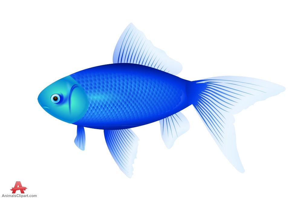 Blue fish clipart design banner Blue Cliparts Design - Cliparts Zone banner