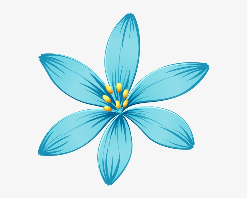 Blue flower clipart images png library stock Blue Flower Png, Blue Flowers, Flower Png Images, Indian ... png library stock
