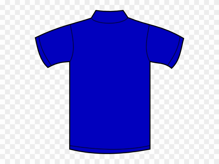 Blue football jersey clipart picture download Football Jersey Clip Art N14 - Active Shirt - Png Download (#993862 ... picture download