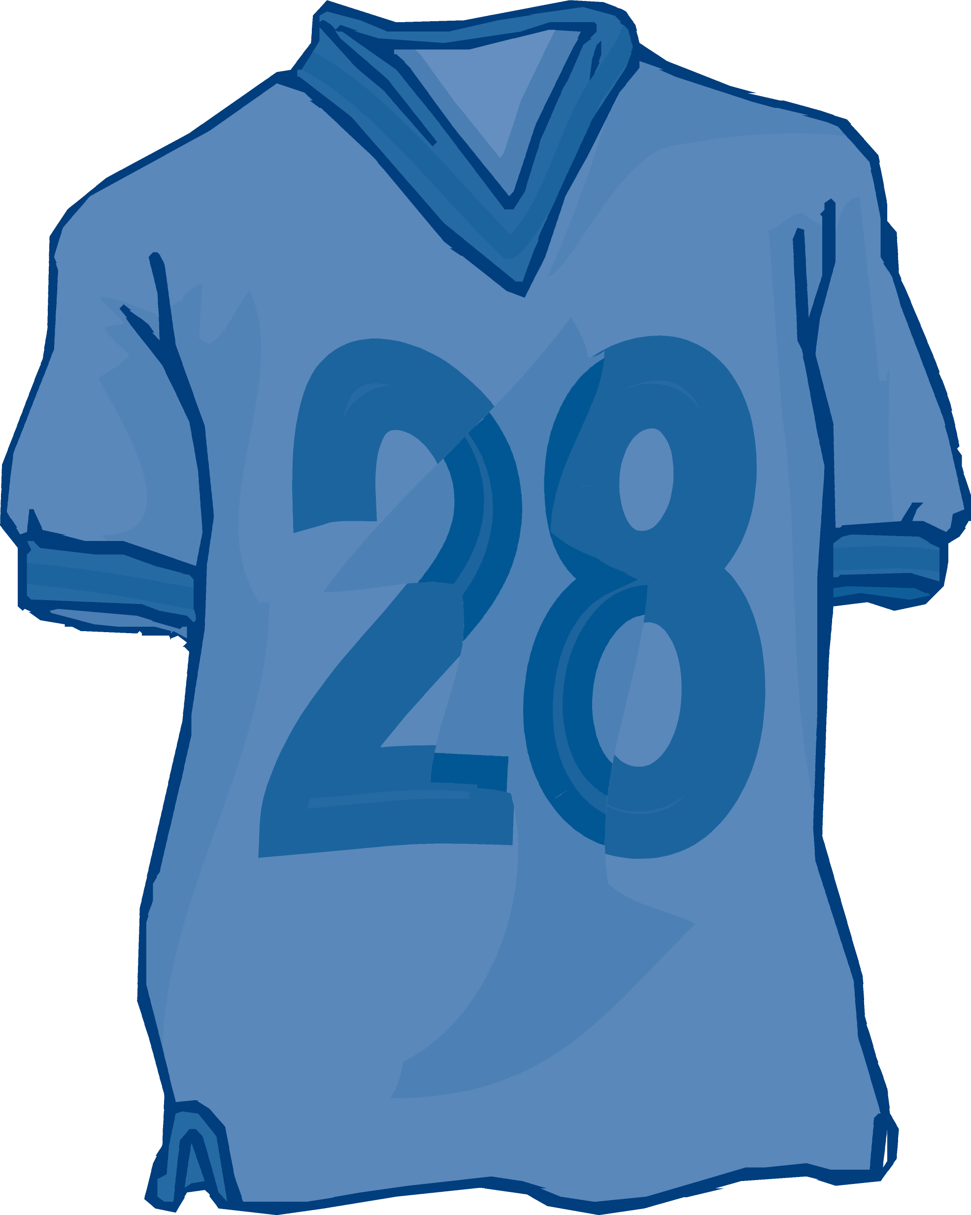 Blue football jersey clipart vector library stock Free Football Uniform Cliparts, Download Free Clip Art, Free Clip ... vector library stock