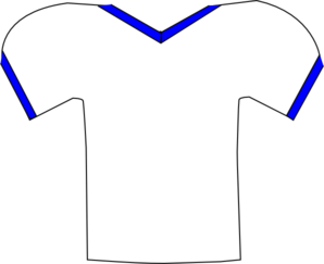 Blue football jersey clipart picture Football Jersey Clip Art - Tumundografico - ClipArt Best - ClipArt ... picture