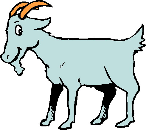 Blue goat clipart graphic freeuse download Free Goat Cliparts, Download Free Clip Art, Free Clip Art on Clipart ... graphic freeuse download