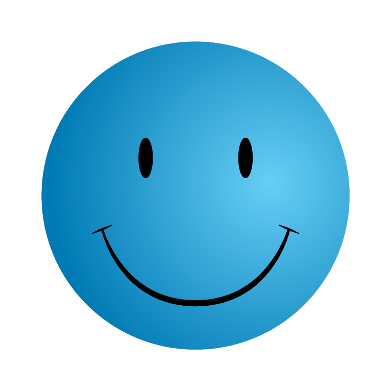 Blue happy face clipart clip freeuse library Free Happy Face Symbol, Download Free Clip Art, Free Clip Art on ... clip freeuse library