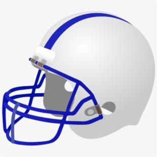 Blue helmet clipart clip free download ← Transparent Football Helmet Clip Art - Blue And White Football ... clip free download