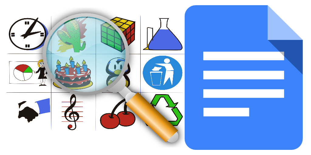 Googel clipart clipart freeuse library Control Alt Achieve: 4 Ways to add Clipart to Google Docs clipart freeuse library