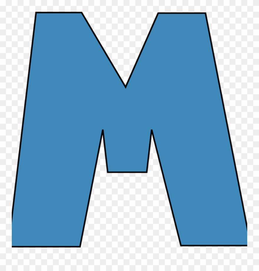 Blue letter cursive clipart png Blue Letter M Blue Letter M Blue Alphabet Letter M - Letter Clipart ... png