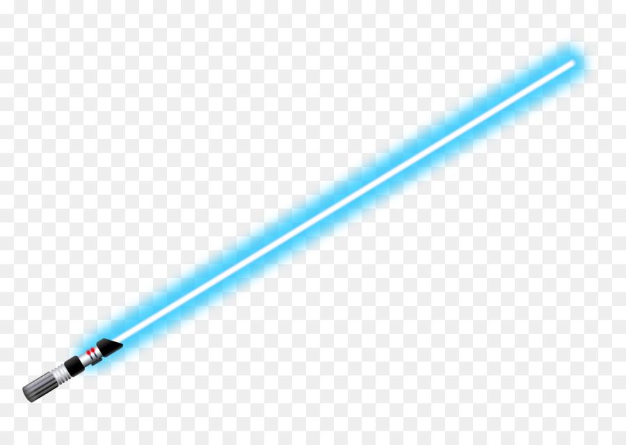 Blue lightsaber clipart svg black and white stock Collection of 14 free Lightsaber clipart anakinluke bill clipart ... svg black and white stock