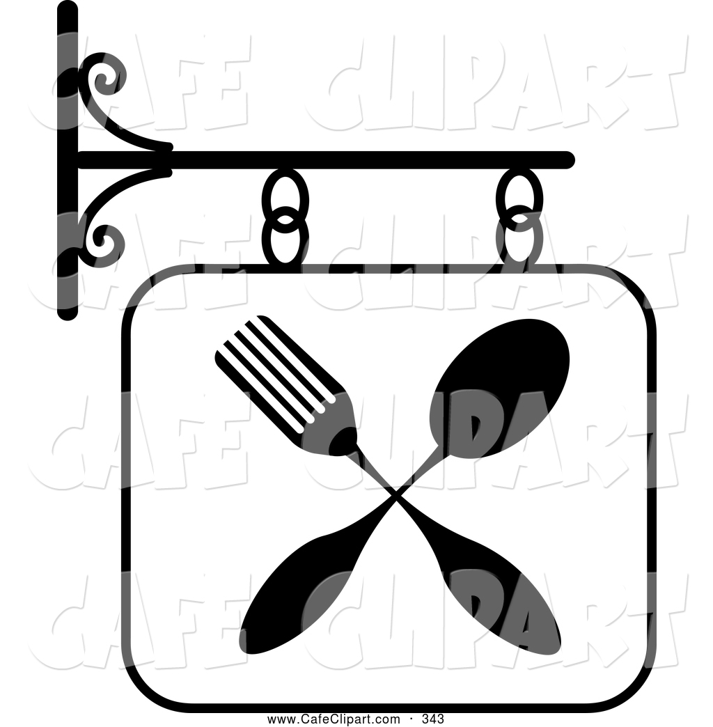 Blue line resturant clipart black and white clipart free library Free Restaurant Clipart | Free download best Free Restaurant Clipart ... clipart free library