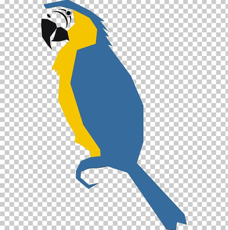Blue macaw clipart svg freeuse download Parrot Budgerigar Blue-and-yellow Macaw PNG, Clipart, Animals ... svg freeuse download
