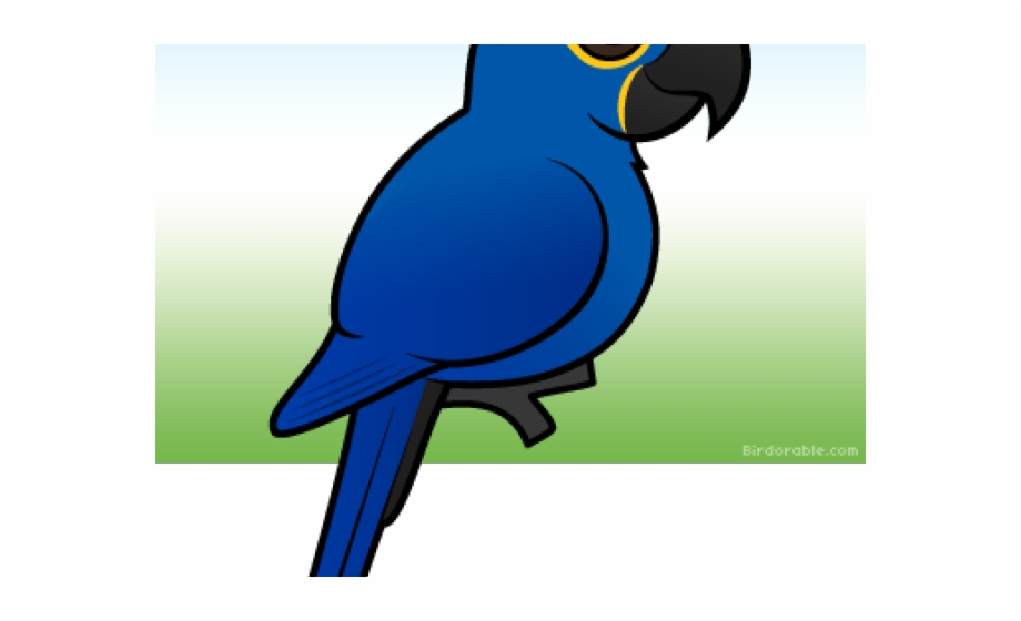 Blue macaw clipart png black and white stock Macaw Clipart Hyacinth Macaw - Harlequin Macaw Logo - guacamaya png ... png black and white stock