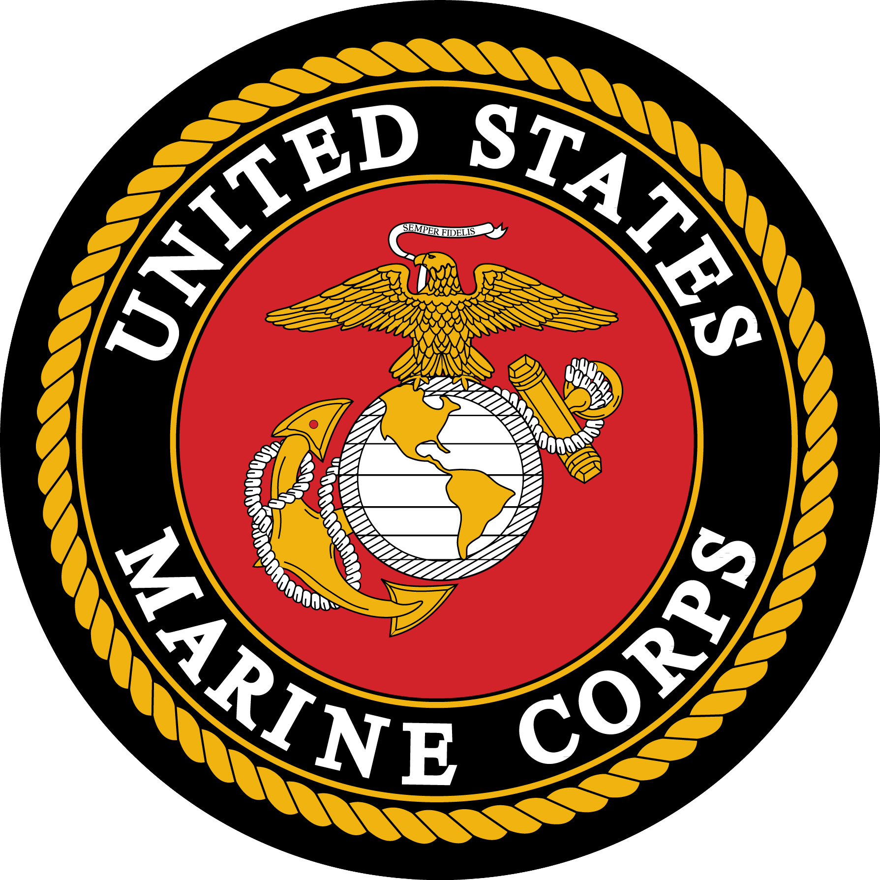 Blue marine cross clipart svg black and white download us-marine-corps-logo-clipart-1.png (1789×1789) | The Hero ... svg black and white download