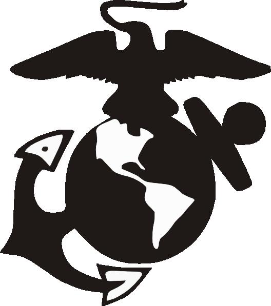 Blue marine cross clipart banner free stock usmc emblem clip art | Marine Logo clip art | USMC | Pinterest ... banner free stock