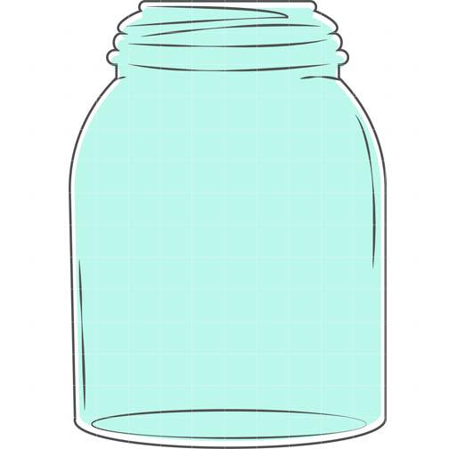 Blue mason jar clipart png free Mason Jar Clipart | Free download best Mason Jar Clipart on ... png free