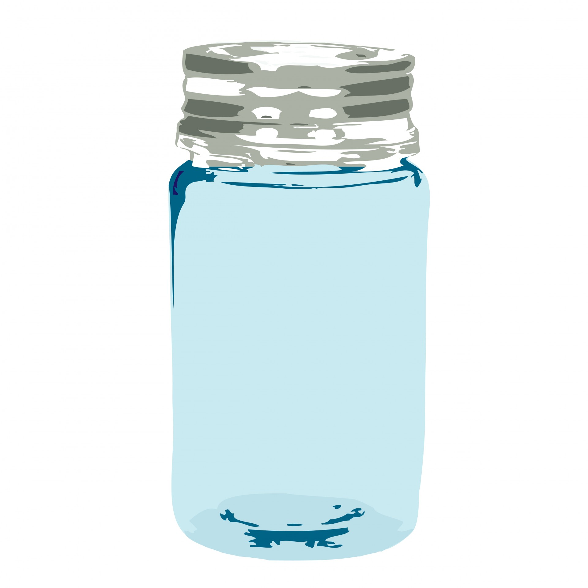 Blue mason jar clipart picture free Glass,jar,glass jar,mason glass jar,mason jar - free photo from ... picture free